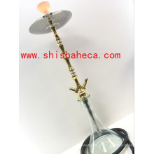 Narguilé de narguilé Shisha de alumínio cachimbo de água