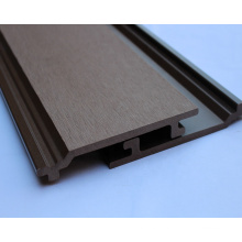 Easy installation wood plastic composite wpc wall panel wall cladding for outdoor