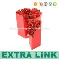Kundenspezifische verschiedene Designspattern-Druck-Lieferungs-Blumen-Kästen