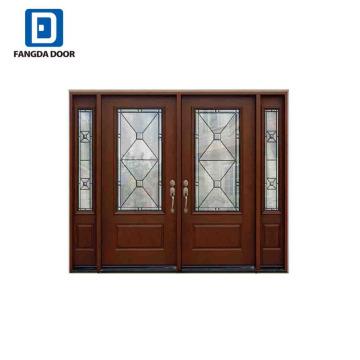 Fangda modernes neues Design Oversize Haupttür Design von Designer-Türen
