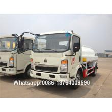 Camion à eau Howo 116ch 4x2 5000 litres