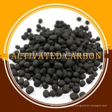 Carvão ativado esférico a base de carvão de 3-7mm com forte força de adsorção
