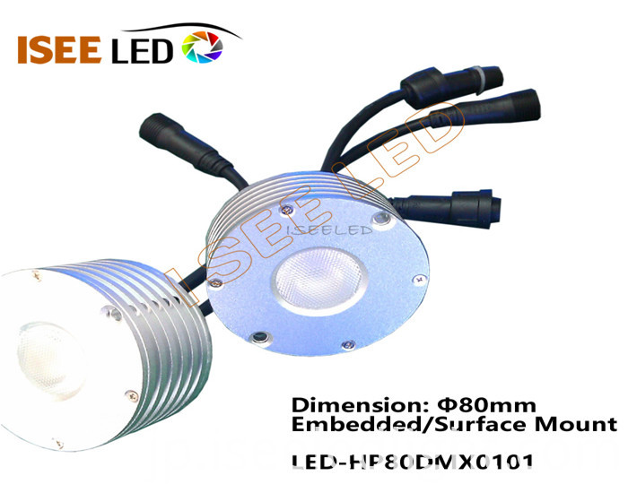 led high power pixel 80mm