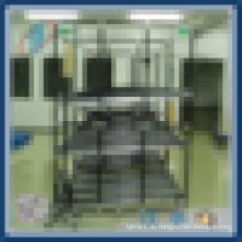 Einfaches diy Rohrzahnstangensystem in der Fabrik für Verkauf