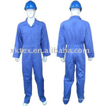 cotton nylon fireproof coverall for men