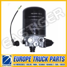 Peças sobressalentes pesados para Daf Air Dryer 1505972