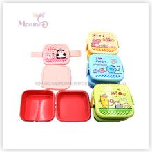 Boîte de déjeuner en plastique de récipient de stockage de nourriture de bébé (1000ml)