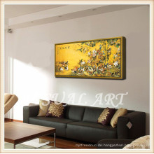 Berühmte Acrylmalerei Künstler Gerahmte Grafik