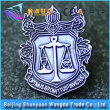 Produtos mais vendidos Custom Made alta qualidade Metal Lapel Pin Badge com o seu logotipo
