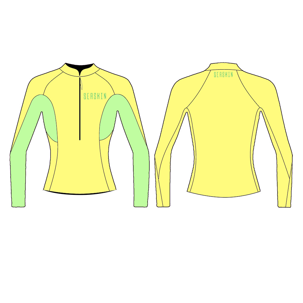 Wetsuit Jacket for Paddling