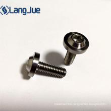 High quality DIN 912 gr5 m2 m8 titanium screw
