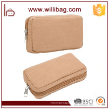 Manufacturers Wholesale Recycle Brown Craft Paper Wallet