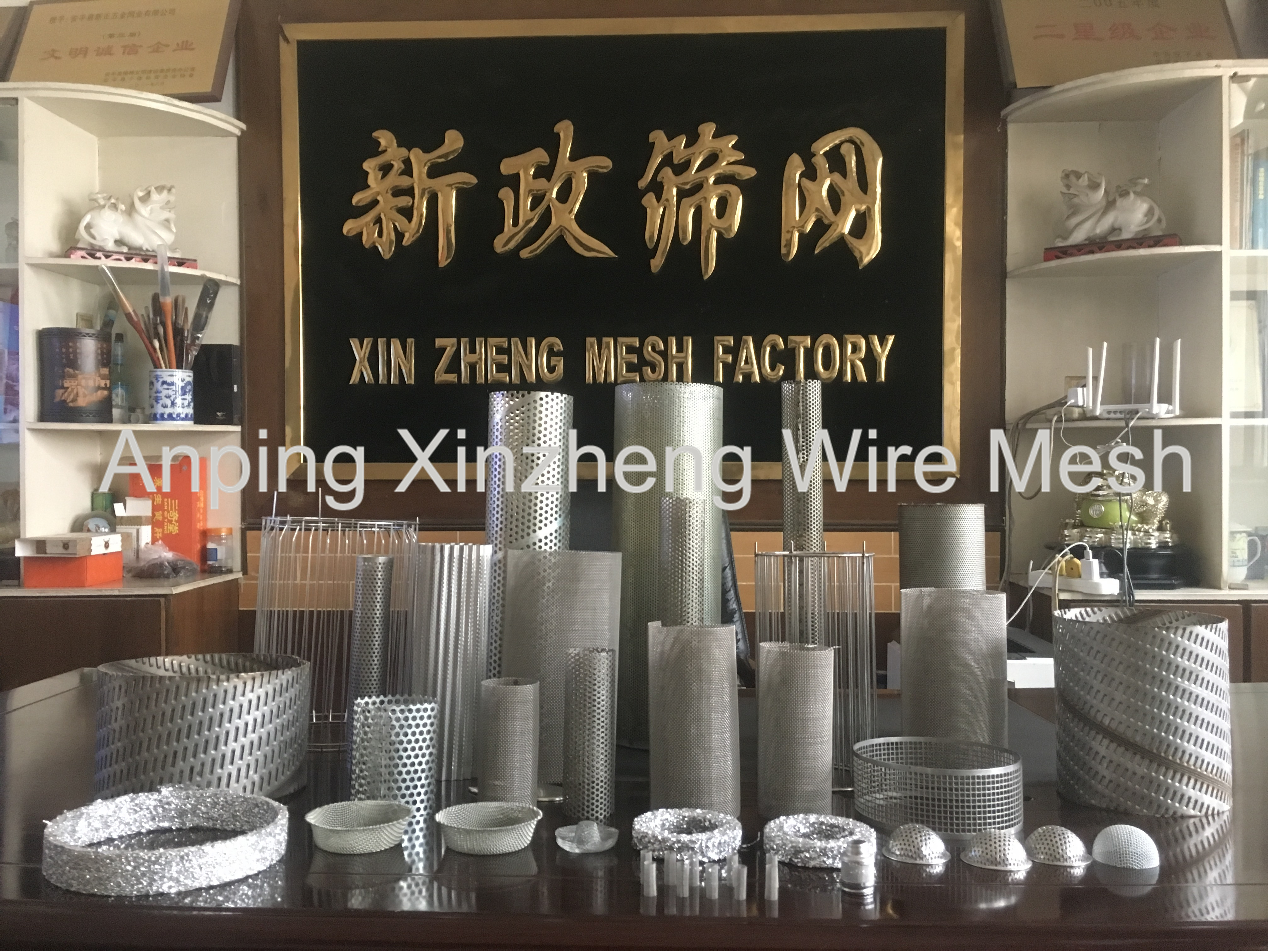 Wire Mesh Tube