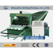 2014 new design roll forming machine for floor decking china