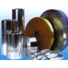 Tira de alumínio para transferência de calor