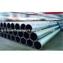 Postes de Aluminio Redondos