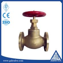 API Bronze Globe Ventil