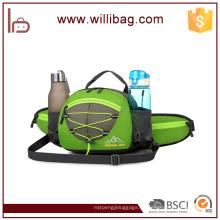 Bolso de la cintura al aire libre de la gran capacidad multifuncional del paquete de la taleguilla de la cintura que viaja