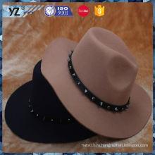 Прямая продажа фабрики хорошего качества антикварные женские шляпы оптом