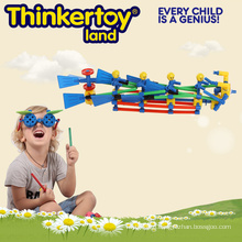Creative Toys Building Block for Kids in Boat Shape