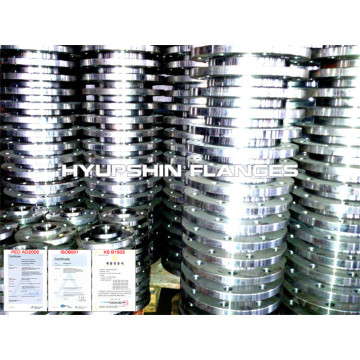 Slip On Boss EN1092-1 TYPE12 JIS 5K Flanges