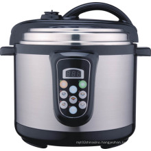 5L Ss Electric Pressure Cooker with ETL Approval