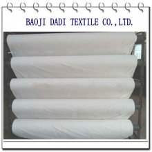 T/C poplin bleached fabric for pocketing