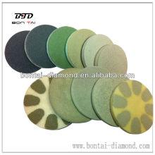 diamond fiber pad for concrete,marble,granite
