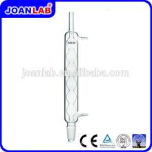 JOAN Laboratório de vidro Standard Joint Allihn Condenser