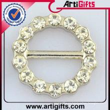 hebillas de diamantes de imitación para invitaciones de boda
