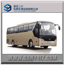 49~69 Seats Bus Snow Leopard Sightseeing Bus 4X2 Coach Bus