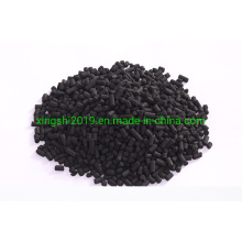 Urban Water Purification 6.0mm Coal Based Activated Carbon 850 Iodine Sewage Treatment