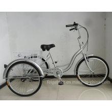 """24 """"tipo s triciclo de armação com shimano 6speed (pf-trcy038)"""