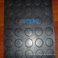 Stud Rubber Matting, Round DOT Rubber Sheet, Rubber Mat