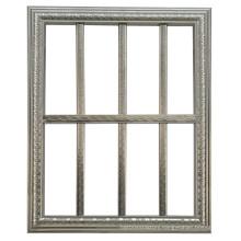 Home Security Weather Resistance Steel Window Grills