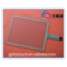 Padrão e alta qualidade 8 fio resistivo touch screen painel