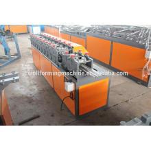 Aluminum shutter door slat Guide roll forming machine steel roller shutter making machine