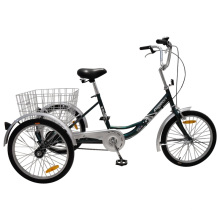 """Triciclo Delta de carga de una velocidad, 24 """", barato"""