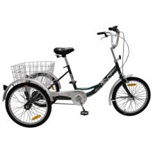 """24 """"barato triciclo do delta da carga da única velocidade"""