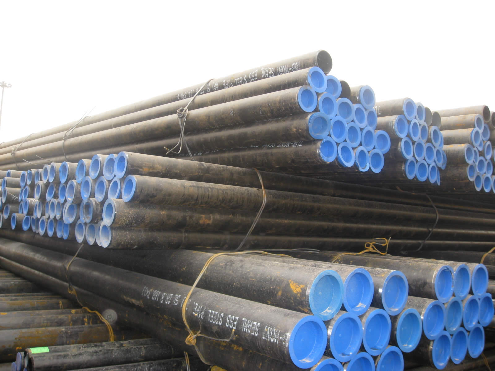 ASTM A335 P91 Alloy Seamless Steel Pipe with High Quality
