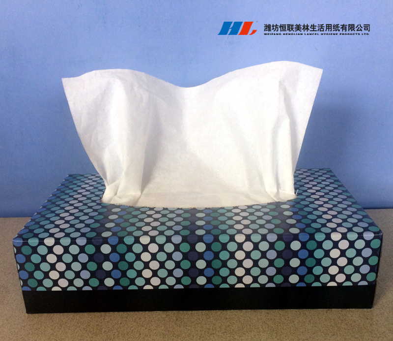 Box Facial Tissue