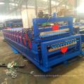 машина делает профнастил сталь сделано в Китае