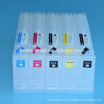Nachfüllbare Tintenpatrone mit 4 Farben für epson T7041-T7048 für Tintenstrahldrucker Epson 70610