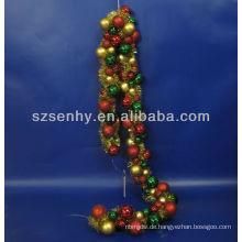 Weihnachtskugel Malerei