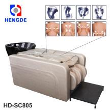 2016 Hengde HD-SC805 Salon Shampoo Bed with Full Body Massage