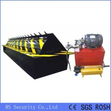 Electric Hydraulic Barriers Rising Step Road Blocker