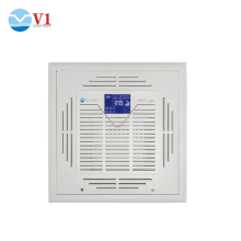 ceiling air cleaner purifier with washable filters