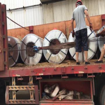 Cor revestido de aço em bobina (SGCC)
