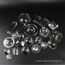 High Quality Clear Meniscus Lens for Led Light