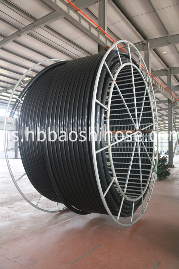 Flexible Gas Transmission Tube